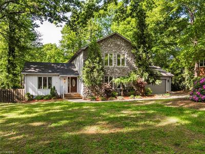 Greensboro Single Family Home For Sale: 3025 Lake Forest Drive