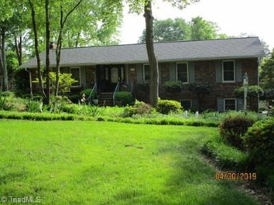 Rockingham County Single Family Home For Sale: 248 Laurell Drive