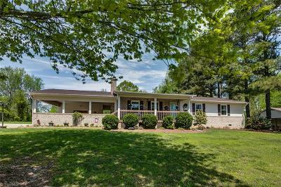 Archdale Single Family Home Due Diligence Period: 477 Robin Lane