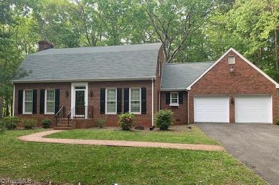 Trinity Single Family Home For Sale: 3155 Hoover Hill Road