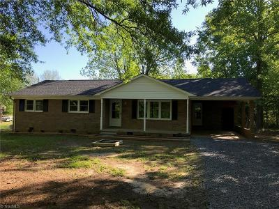 Burlington Single Family Home For Sale: 5049 George Miles Road