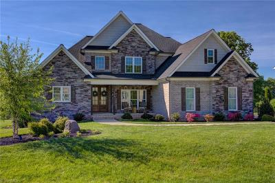 Greensboro Single Family Home For Sale: 603 Rachel Smothers Drive