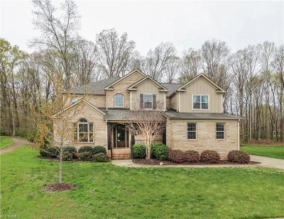 Greensboro Single Family Home For Sale: 6116 New Bailey Trail