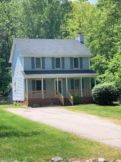 Reidsville Single Family Home Due Diligence Period: 411 Cypress Drive