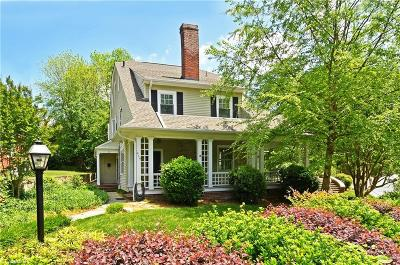 Winston Salem Single Family Home For Sale: 914 West End Boulevard