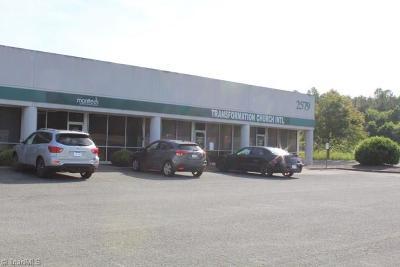 Burlington Commercial For Sale: 2579 Eric Lane