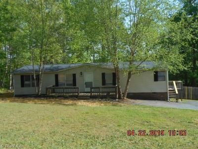 Trinity Manufactured Home Due Diligence Period: 5222 Poplar Ridge Road