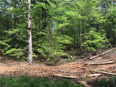 Rural Hall Residential Lots & Land Due Diligence Period: Emorywood Road