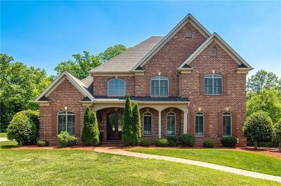 Clemmons Single Family Home For Sale: 4873 Hampton Oak Court