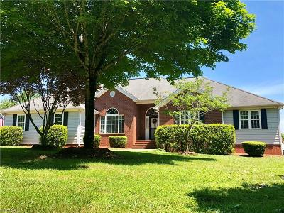 Single Family Home For Sale: 569 Charlie Norman Road