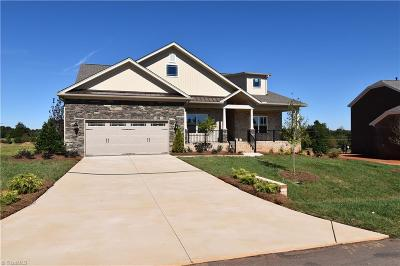 Stokesdale Single Family Home For Sale: 8206 Patterdale Court #Lot 7