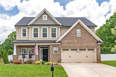 Clemmons Single Family Home For Sale: 4857 Willoughby Grove Road