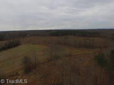 Davie County Residential Lots & Land For Sale: Ratledge Road