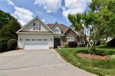 Winston Salem Single Family Home Due Diligence Period: 90 Woodbriar Road