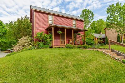 Burlington Single Family Home For Sale: 2446 Glencoe Street