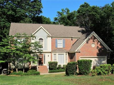 Greensboro Single Family Home For Sale: 6407 Olympic Court