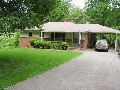 Walkertown Single Family Home Due Diligence Period: 4740 New Walkertown Road