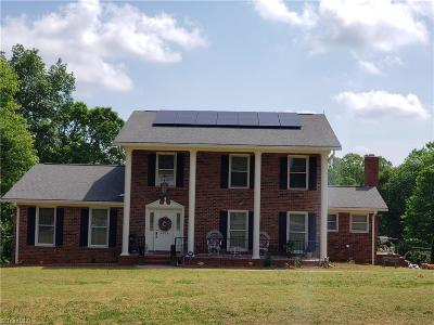Oak Ridge Single Family Home For Sale: 4526 Peeples Road