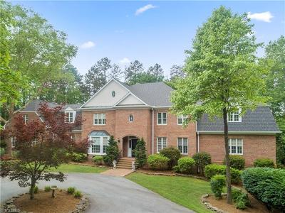 Lewisville NC Single Family Home For Sale: $775,000