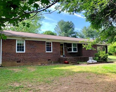 Kernersville Single Family Home Due Diligence Period: 5255 West Road