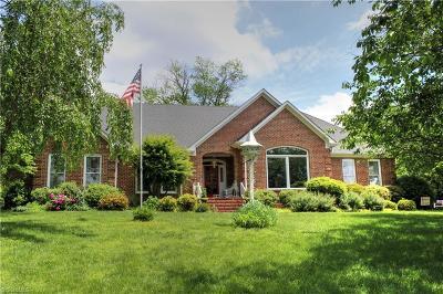 Greensboro Single Family Home For Sale: 3908 Starmount Drive