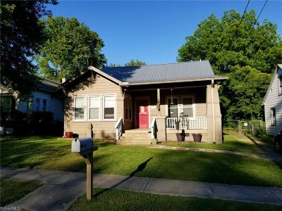 High Point Single Family Home For Sale: 708 Carr Street