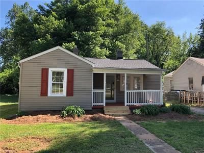 High Point Single Family Home For Sale: 1412 Wise Avenue
