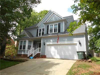 Greensboro NC Single Family Home For Sale: $284,000