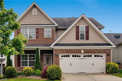 High Point Single Family Home For Sale: 3816 Marble Drive