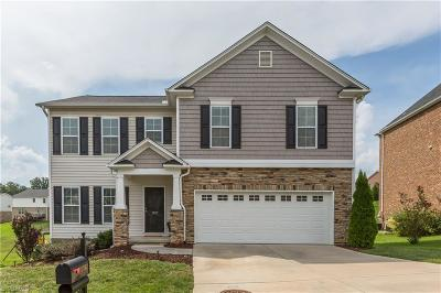 Clemmons Single Family Home For Sale: 1782 Lakefield Drive