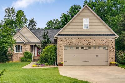 Alamance County Single Family Home For Sale: 3135 Midland Court