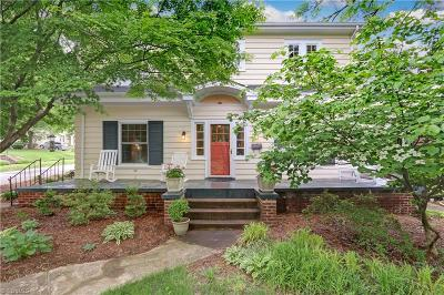 Greensboro Single Family Home For Sale: 301 N Tremont Drive