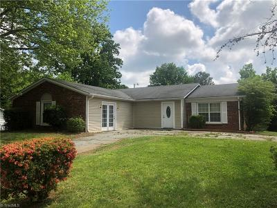 High Point Single Family Home Due Diligence Period: 3227 Loftyview Drive
