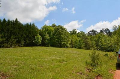 Traphill NC Residential Lots & Land For Sale: $42,500