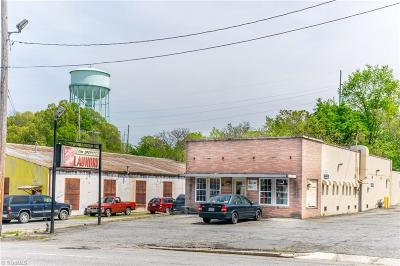 High Point Commercial For Sale: 2209 W English Road