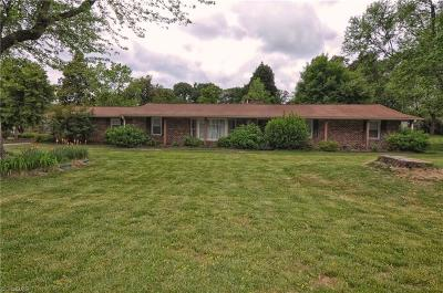 High Point Single Family Home Due Diligence Period: 3417 Greenhill Drive