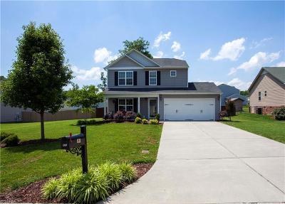 Thomasville Single Family Home For Sale: 831 Leach Avenue