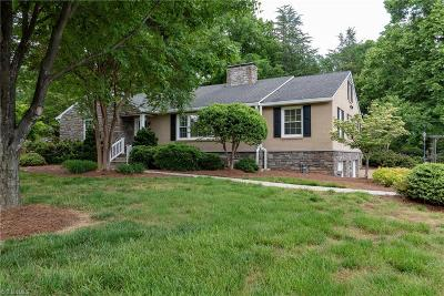 Winston Salem NC Single Family Home For Sale: $424,900
