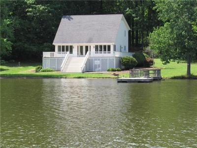 Lexington Single Family Home For Sale: 449 Island View Drive