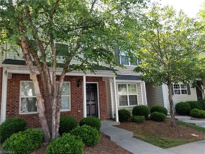 Guilford County Condo/Townhouse For Sale: 103 Breezeway Lane
