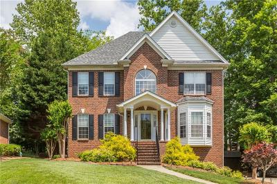 Kernersville Single Family Home For Sale: 1165 Matthews Place Lane