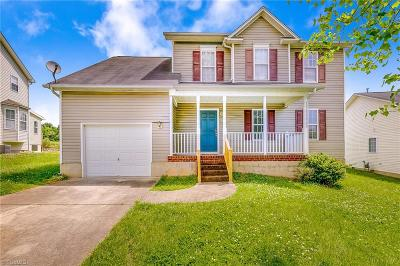 Winston Salem Single Family Home For Sale: 3079 Canterbury Park Drive
