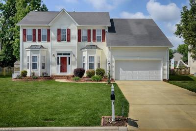 High Point Single Family Home For Sale: 4344 Southern Oak Drive