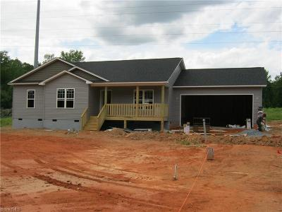 Thomasville Single Family Home Due Diligence Period: 170 Potters Trail Off Lee Road