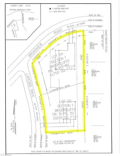 Pfafftown Residential Lots & Land For Sale: 5691 Lakeside Drive