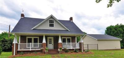 Thomasville Single Family Home Due Diligence Period: 927 Fisher Ferry Street