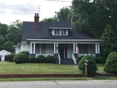 Eden Single Family Home For Sale: 425 Boone Road
