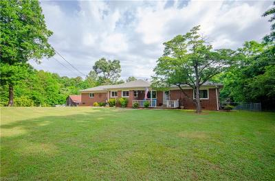 Randleman Single Family Home For Sale: 783 Branson Mill Road