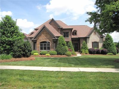 Oak Ridge NC Single Family Home For Sale: $799,500