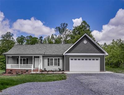 Asheboro Single Family Home For Sale: 1776 Lassiter Mill Road